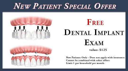 Avondale Dentist - Free Dental Implant Exam