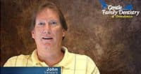 John's Video Dental Testimonial