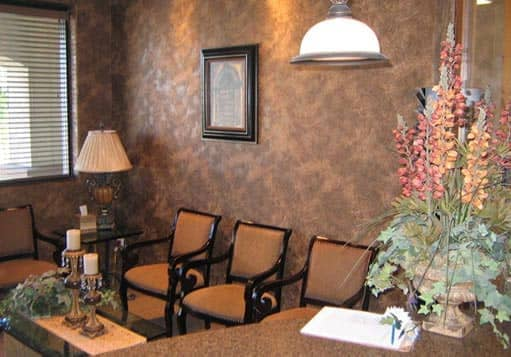Avondale Dentist - Charles Clausen DDS -  waiting